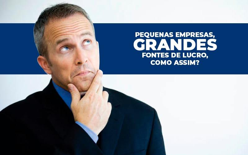 Contabilidade na Paraíba - Eite Contabilidade - Pequenas Empresas, Grandes Fontes de Lucro. Como assim?!!!